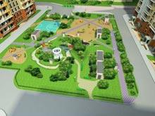 В текущем году в программу благоустройства городских территорий попали 445 дворов, расположенных на...