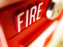 Проверка соблюдения законодательства о противопожарной безопасности...